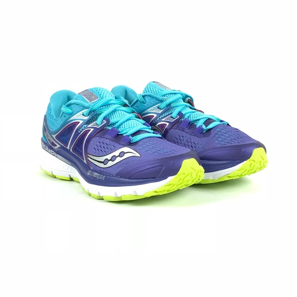 529c1440c19e Saucony Womens Triumph ISO 3 Running Shoes Size 6
